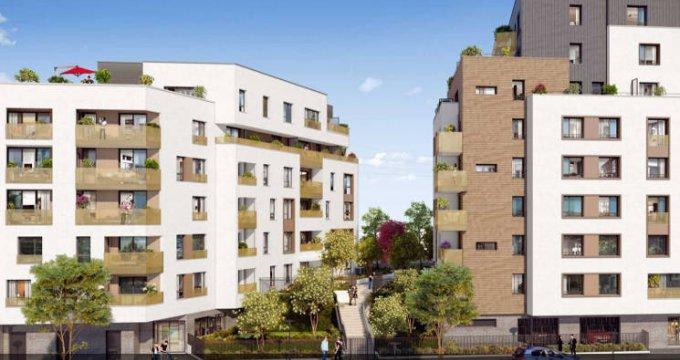 Achat / Vente programme immobilier neuf Alfortville proche RER D et future métro 15 (94140) - Réf. 4955