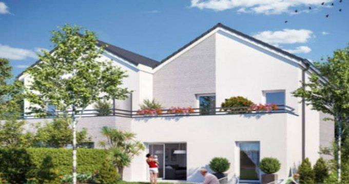 Achat / Vente programme immobilier neuf Antony à 900 mètres du RER C (92160) - Réf. 4413