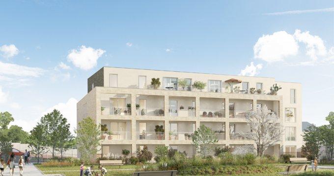 Achat / Vente programme immobilier neuf Argenteuil proche de la Défense (95100) - Réf. 2348