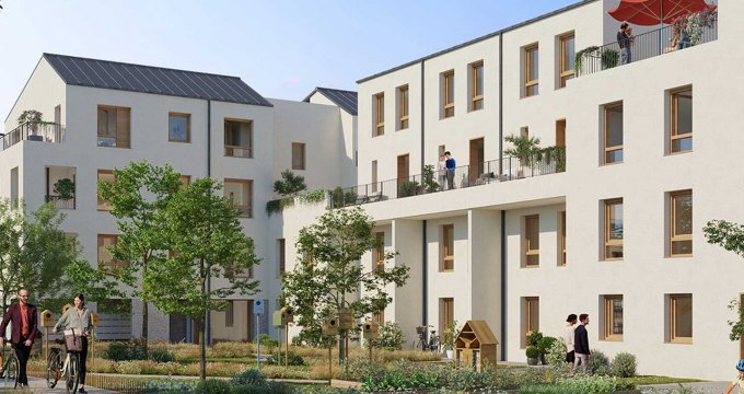 Achat / Vente programme immobilier neuf Arpajon écoquartier des Belles Vues (91290) - Réf. 5814