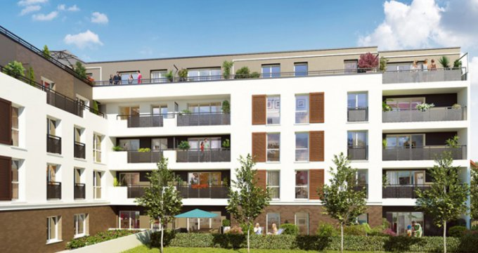 Achat / Vente programme immobilier neuf Athis-Mons proche transports (91200) - Réf. 2429