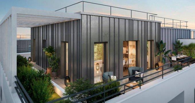 Achat / Vente programme immobilier neuf Bagnolet au cœur du centre-ville (93170) - Réf. 5487