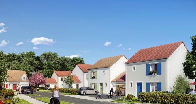 Achat / Vente programme immobilier neuf Ballancourt-sur-Essonne centre-ville (91610) - Réf. 580