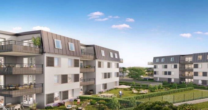 Achat / Vente programme immobilier neuf Beaumont-sur-Oise proche commerces bords du lac (95260) - Réf. 4669