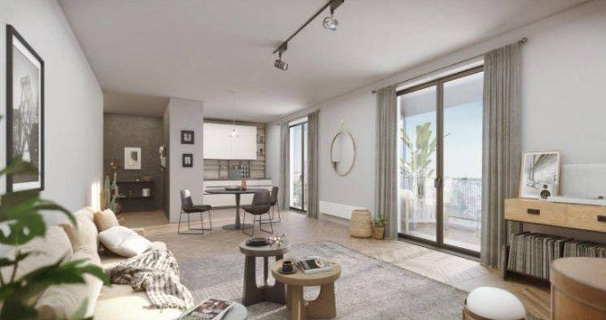 Achat / Vente programme immobilier neuf Bezons au coeur de la ville (95870) - Réf. 5156