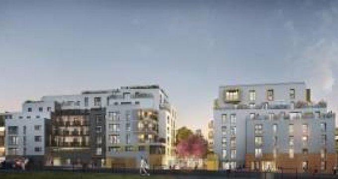 Achat / Vente programme immobilier neuf Bezons proche pont de Bezons (95870) - Réf. 1644