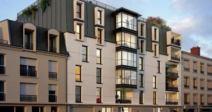 Achat / Vente programme immobilier neuf Bezons proche tram T2 (95870) - Réf. 1533