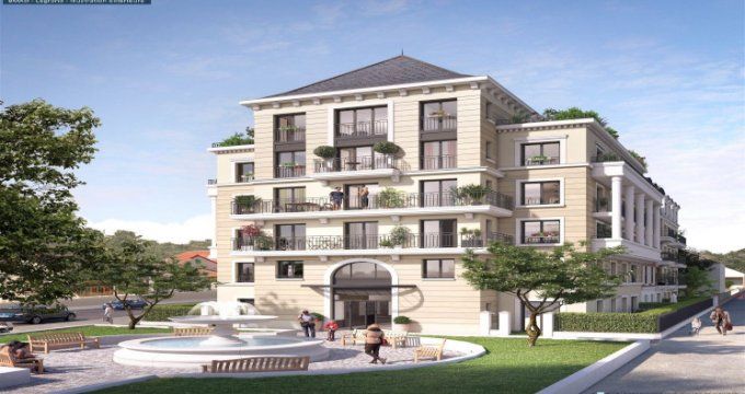 Achat / Vente programme immobilier neuf Blanc-Mesnil proche centre commercial (93150) - Réf. 5066