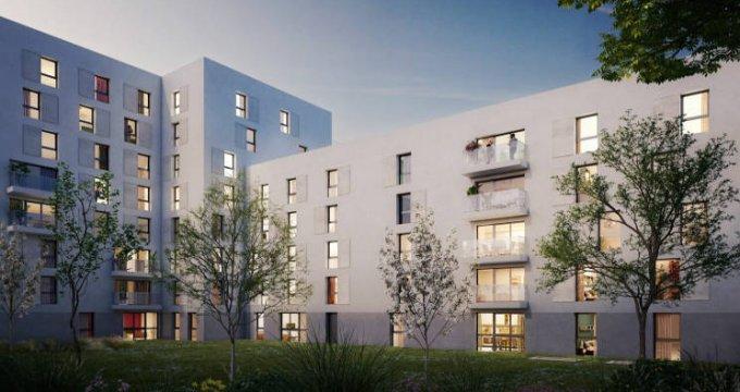 Achat / Vente programme immobilier neuf Bobigny à quelques pas du métro 5 (93000) - Réf. 5411