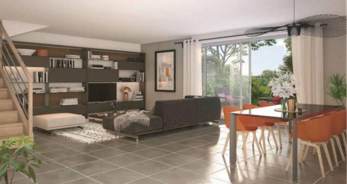 Achat / Vente programme immobilier neuf Boissy-Saint-Leger proche RER A (94470) - Réf. 2833