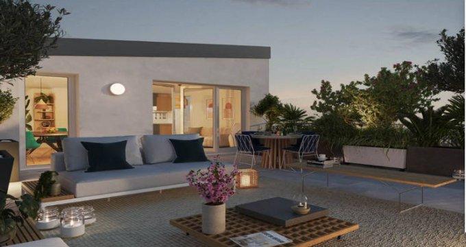 Achat / Vente programme immobilier neuf Bondoufle au cœur du nouveau centre-ville (91070) - Réf. 5007
