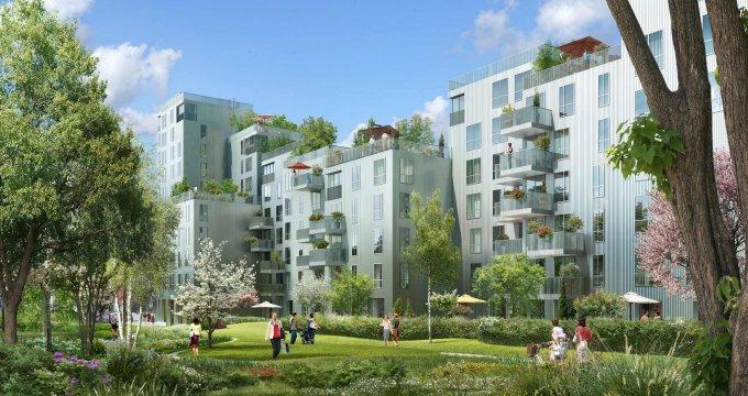 Achat / Vente programme immobilier neuf Boulogne-Billancourt quartier Point du Jour (92100) - Réf. 1923