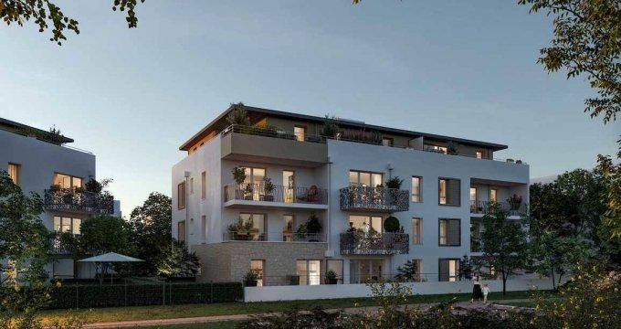 Achat / Vente programme immobilier neuf Boussy-Saint-Antoine proche de la forêt de Sénart (91800) - Réf. 6168