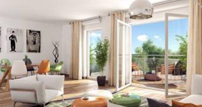 Achat / Vente programme immobilier neuf Breuillet cœur de village (91650) - Réf. 3394