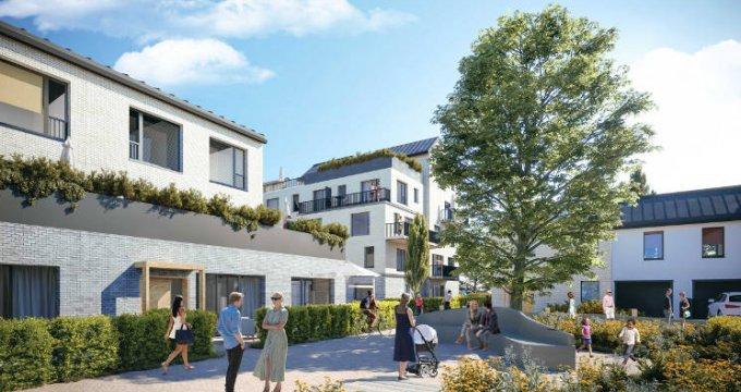 Achat / Vente programme immobilier neuf Bussy-Saint-Georges proche centre-ville (77600) - Réf. 5071
