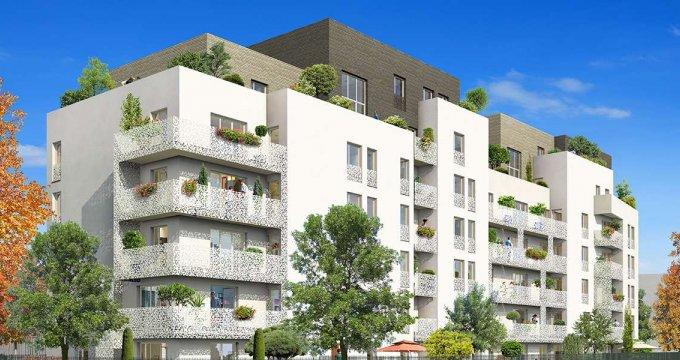 Achat / Vente programme immobilier neuf Cergy à 100 mètres du RER A (95000) - Réf. 1369