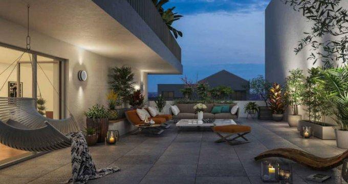 Achat / Vente programme immobilier neuf Cergy au cœur du « Parc des Closbilles » (95000) - Réf. 4735