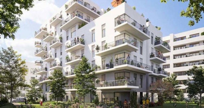 Achat / Vente programme immobilier neuf Cergy au sein d'un nouvel écoquartier (95000) - Réf. 6084