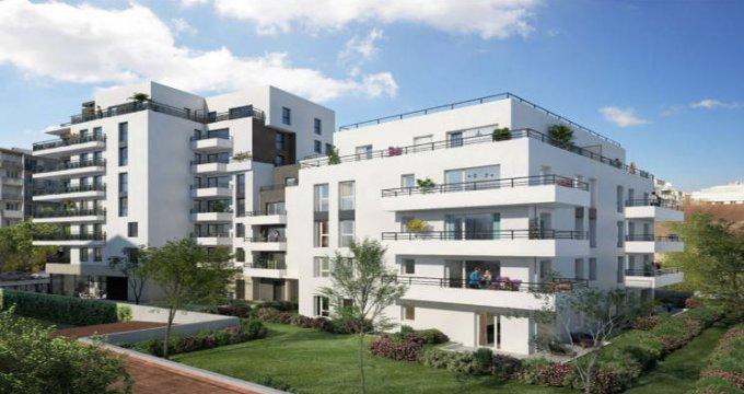 Achat / Vente programme immobilier neuf Champigny-sur-Marne au cœur quartier Tremblay (94500) - Réf. 4926