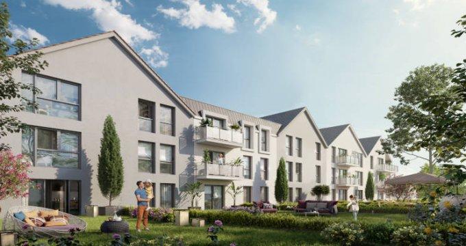 """Achat / Vente programme immobilier neuf Champigny-sur-Marne proche bus arrêt """"Chateaudun"""" (94500) - Réf. 3721"""
