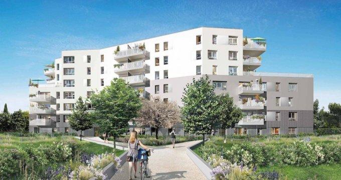 Achat / Vente programme immobilier neuf Champigny-sur-Marne proche centre-ville (94500) - Réf. 1961