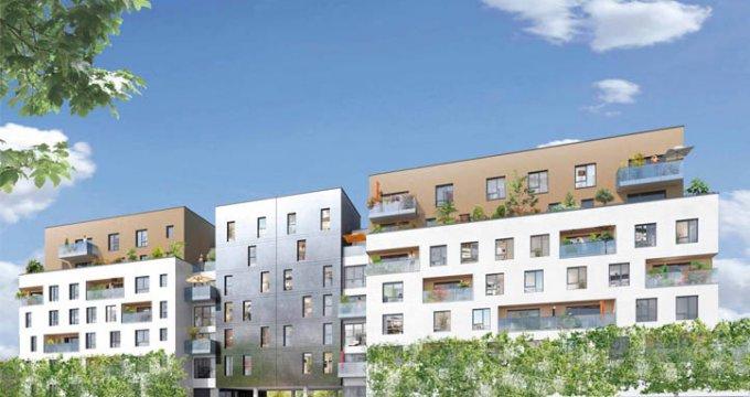 Achat / Vente programme immobilier neuf Champigny-sur-Marne proche centre-ville (94500) - Réf. 206