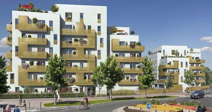 Achat / Vente programme immobilier neuf Champigny-sur-Marne proche du centre commercial Pince Vert (94500) - Réf. 1826