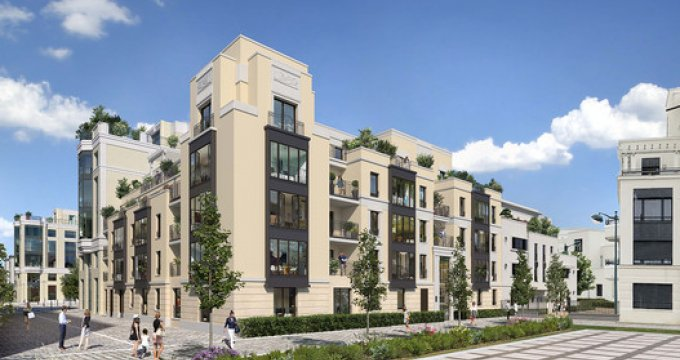 Achat / Vente programme immobilier neuf Chessy proche RER A (77700) - Réf. 2756