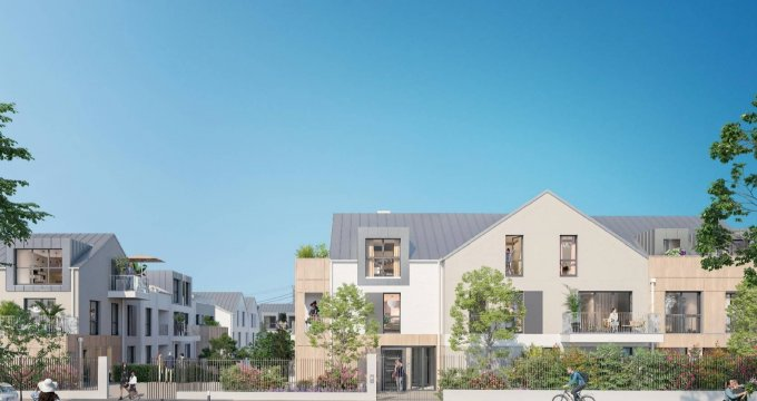 Achat / Vente programme immobilier neuf Chevilly-Larue proche tramway 7 (94550) - Réf. 6064