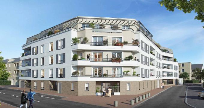 Achat / Vente programme immobilier neuf Chilly-Mazarin à 650m à pied du centre-ville (91380) - Réf. 5255