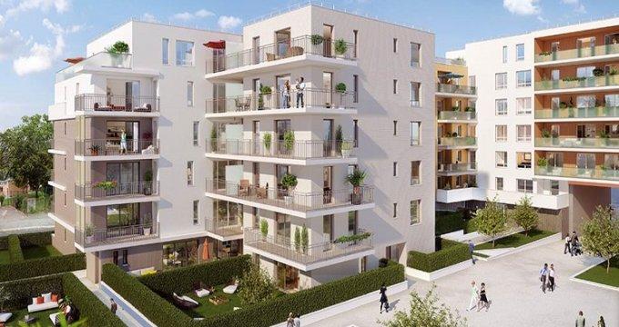 Achat / Vente programme immobilier neuf Choisy-le-Roi quartier pavillonnaire (94600) - Réf. 1828