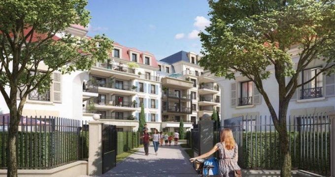 Achat / Vente programme immobilier neuf Clamart à deux pas du Tramway (92140) - Réf. 4753