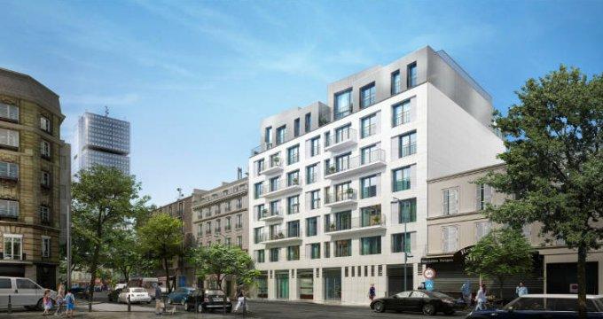 Achat / Vente programme immobilier neuf Clichy-la-Garenne aux portes de Paris (92110) - Réf. 6033