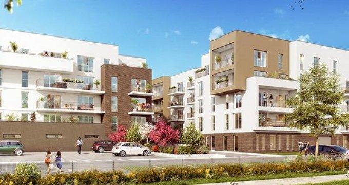 Achat / Vente programme immobilier neuf Combs-la-Ville quartier Prévert (77380) - Réf. 2690