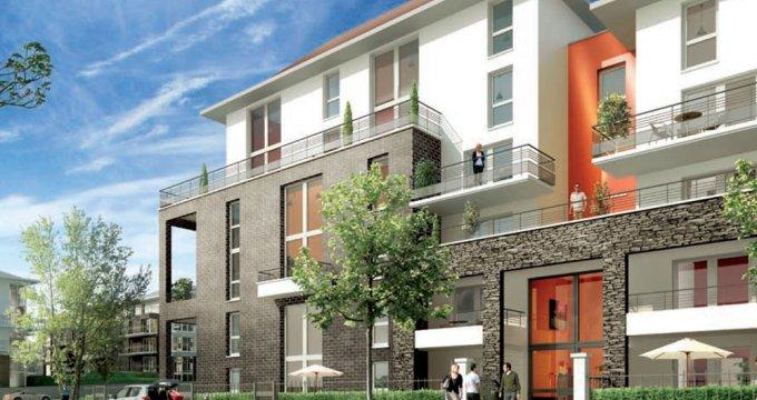 Achat / Vente programme immobilier neuf Corbeil-Essonnes (91100) - Réf. 6057