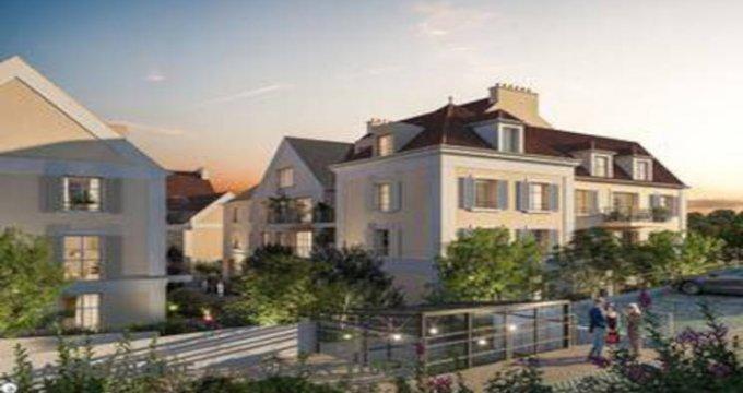 Achat / Vente programme immobilier neuf Cormeilles-en-Parisis proche transilien J (95240) - Réf. 5865
