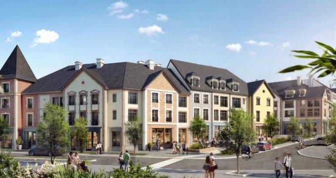 Achat / Vente programme immobilier neuf Domont proche gare (95330) - Réf. 1755