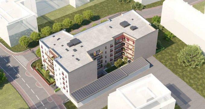 Achat / Vente programme immobilier neuf Drancy au coeur du quartier La Muette (93700) - Réf. 4526