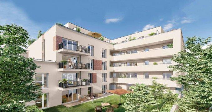 Achat / Vente programme immobilier neuf Eaubonne à 250 mètres du parc du château de la Chesnaie (95600) - Réf. 6042