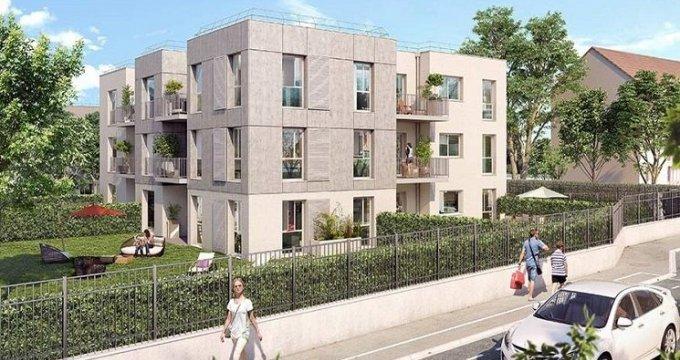 Achat / Vente programme immobilier neuf Egly cœur de ville (91520) - Réf. 1767
