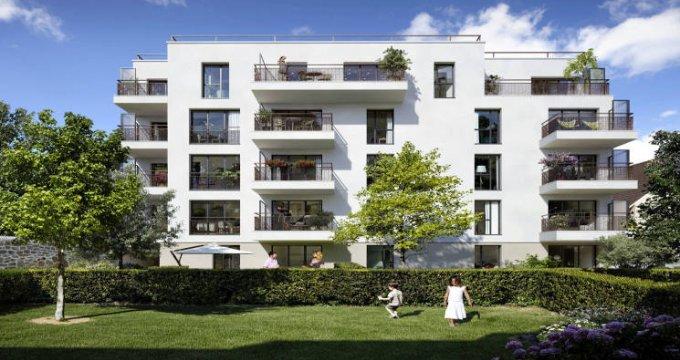 Achat / Vente programme immobilier neuf Epinay-sur-Orge à 5 min à pied du RER C (91360) - Réf. 5727