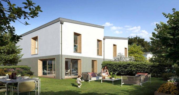 Achat / Vente programme immobilier neuf Epinay-sur-Orge quartier de la Croix-Ronde (91360) - Réf. 6050