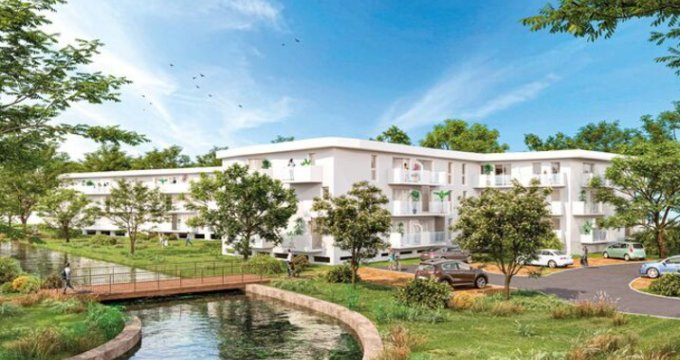Achat / Vente programme immobilier neuf Epône à quelques pas de la Mauldre (78680) - Réf. 5428