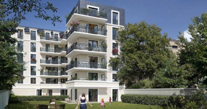 Achat / Vente programme immobilier neuf Fontenay-aux-Roses en coeur de ville (92260) - Réf. 4395