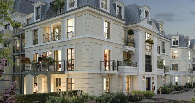 Achat / Vente programme immobilier neuf Garenne-Colombes proche centre-ville et RER (92250) - Réf. 4885