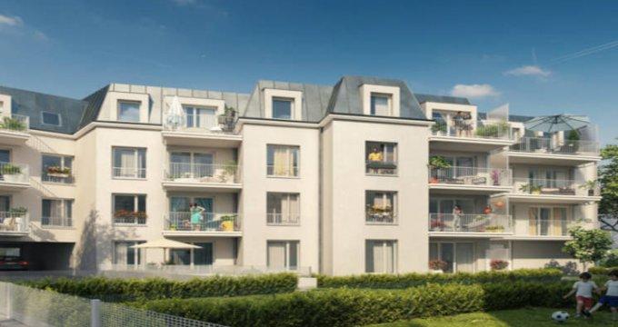 Achat / Vente programme immobilier neuf Gretz-Armainvilliers gare RER E (77220) - Réf. 3963