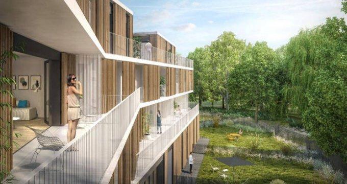 Achat / Vente programme immobilier neuf Groslay au pied de la gare (95410) - Réf. 4858