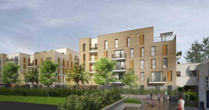 Achat / Vente programme immobilier neuf Guyancourt proche centre-ville (78280) - Réf. 4623