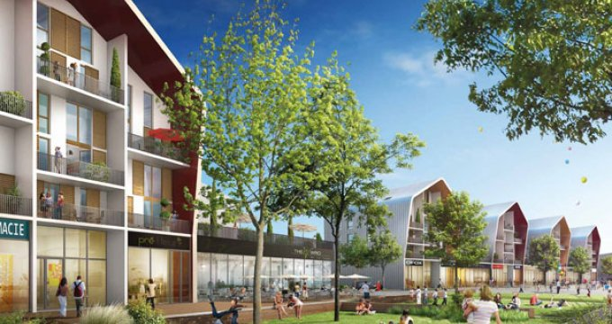Achat / Vente programme immobilier neuf Herblay proche Paris (95220) - Réf. 1131