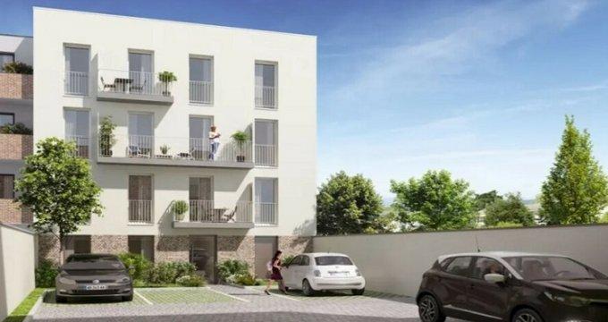 Achat / Vente programme immobilier neuf Ivry-sur-Seine proche métro 7 (94200) - Réf. 5875